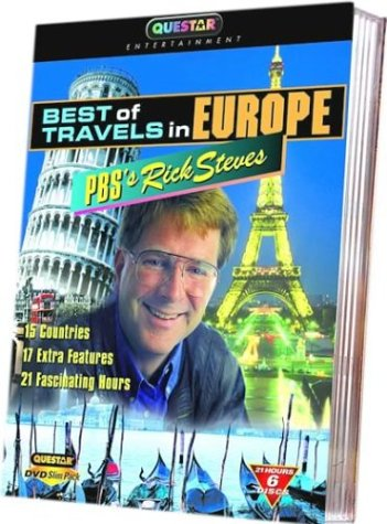 Rick Steves Best Of Travels In Europe British Islesfrancespain Portugalgermany Austria Switzerlanditalygreece Turkey Israel Egypt