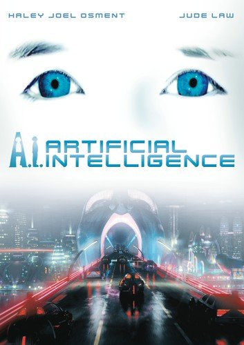 Ai Artificial Intelligence Widescreen Special Edition