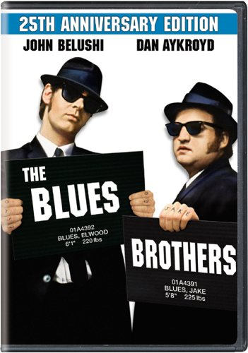 The Blues Brothers Full Screen 25Th Anniversary Edition