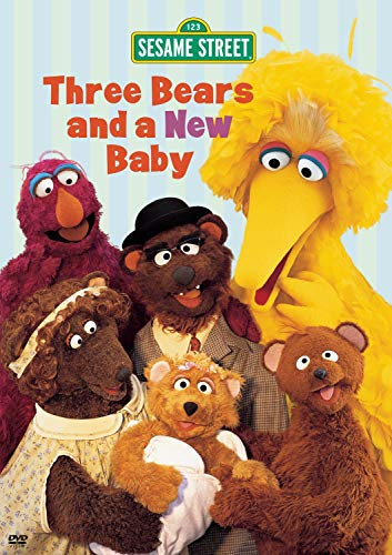 Sesame Street Three Bears And A New Baby