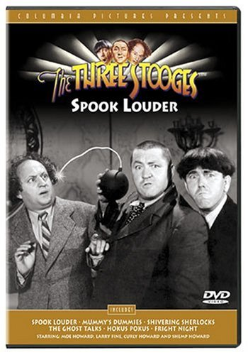 The Three Stooges Spook Louder