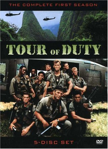 Tour Of Duty The Complete First Season