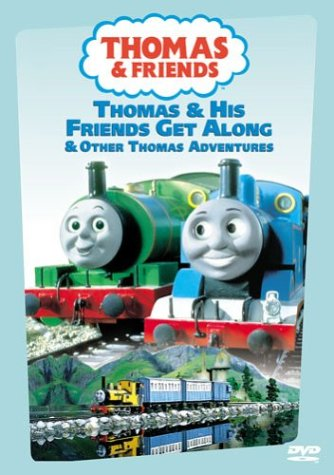 Thomas Friends Thomas His Friends Get Along Other Thomas Adventures