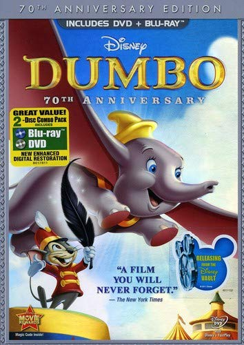 Dumbo  70Th Anniversary Edition  Pack