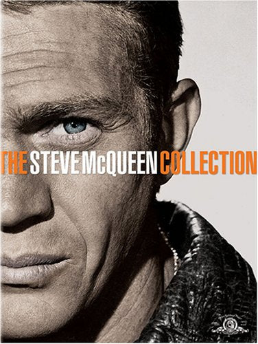 The Steve Mcqueen Collection The Great Escape Junior Bonner The Magnificent Seven The Thomas Crown Affair
