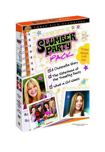 Slumber Party Pack A Cinderella Story / The Sisterhood Of The Traveling Pants / What A Girl Wants Full-Screen Edition