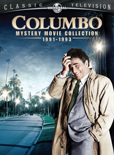 Columbo Mystery Movie Collection 19911993