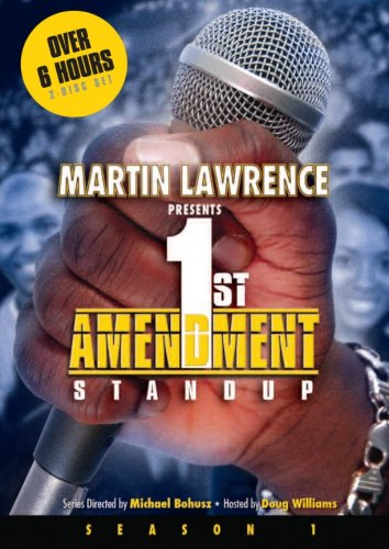 Martin Lawrence Presents - 1St Amendment Standup - Season 1