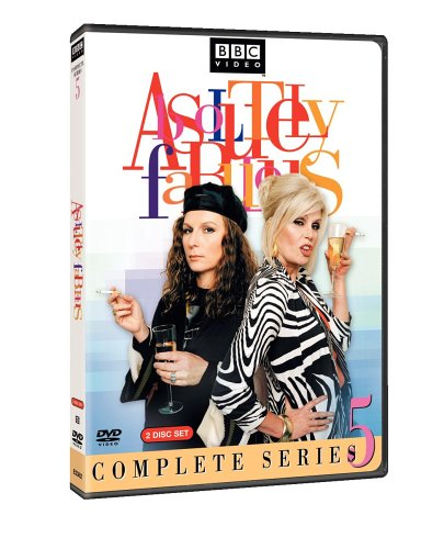 Absolutely Fabulous Series 5 Dbl Repackaged
