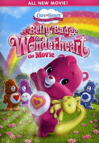 Care Bears A Belly Badge For Wonderheart The Movie
