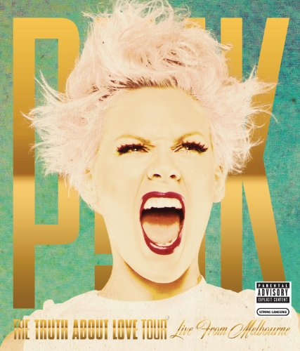 Pink The Truth About Love Tour Live From Melbourne