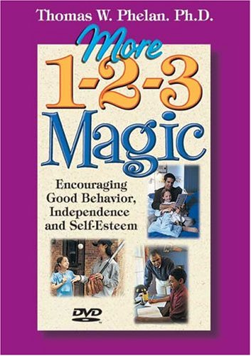 More 123 Magic Encouraging Good Behavior Independence And Selfesteem