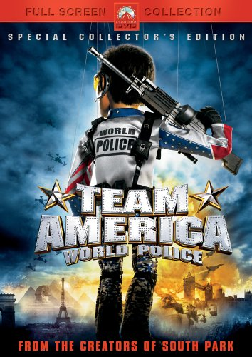 Team America - World Police Special Collector's Full Screen Edition