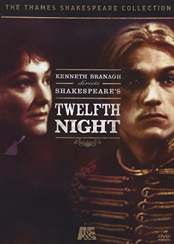 Twelfth Night Thames Shakespeare Collection