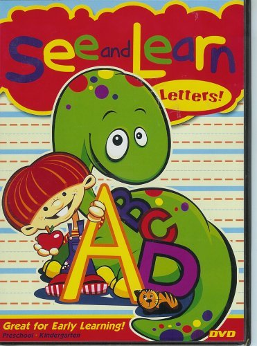 See And Learn Letters!
