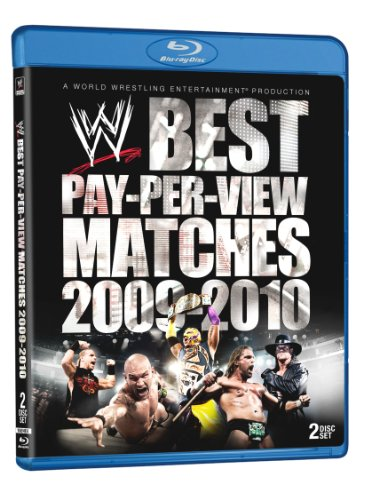 Wwe Best Pay-Per-View Matches Of The Year 2009-2010