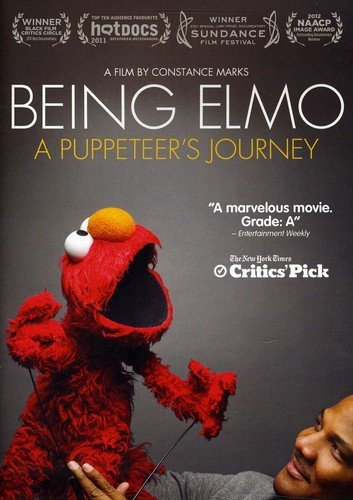 Being Elmo A Puppeteers Journey