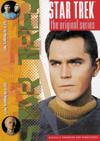 Star Trek - The Original Series, Vol. 8, Episode 16 The Menagerie, Parts I And Ii