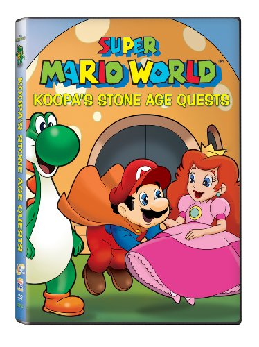 Super Mario World Koopas Stone Age Quests