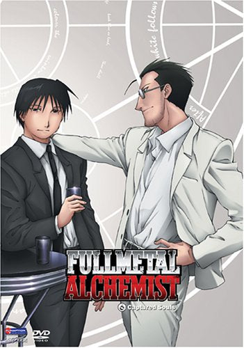 Fullmetal Alchemist, Volume 6 Captured Souls Episodes 21-24