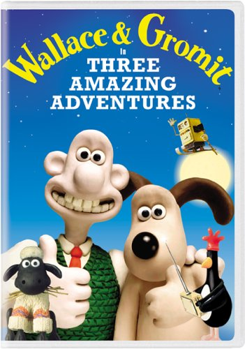 Wallace Gromit In Three Amazing Adventures