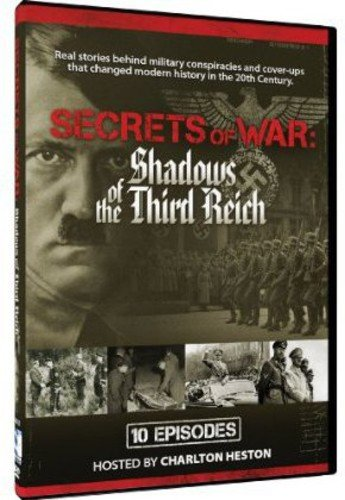 Secrets Of War Shadows Of The Reich 10 Episodes