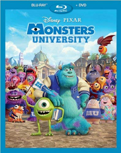 Monsters University Pack