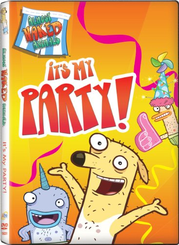 Almost Naked Animals Its My Party