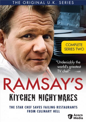 Ramsay's Kitchen Nightmares Complete Series Two - The Original U.K. Series