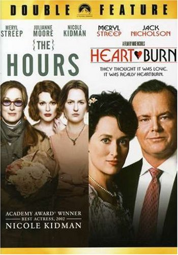 The Hours / Heartburn Double Feature