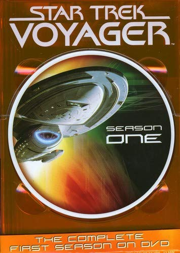 Star Trek Voyager The Complete First Season
