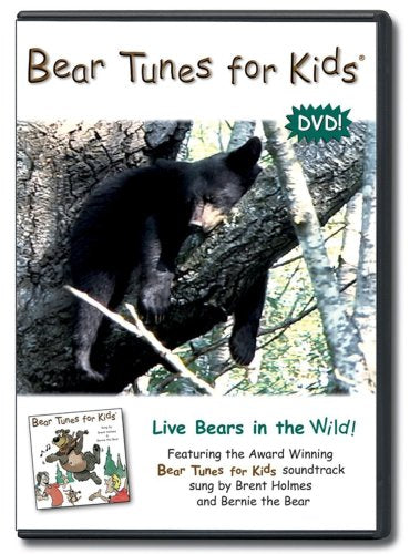 Bear Tunes For Kids Live Bears In The Wild!