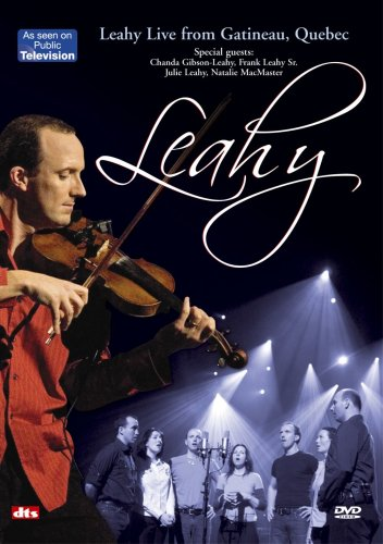 Leahy Live From Gatineau, Quebec