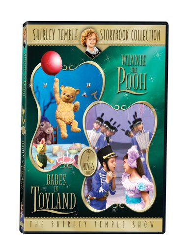Shirley Temple Storybook Collection Winnie The Pooh/Babes In Toyland