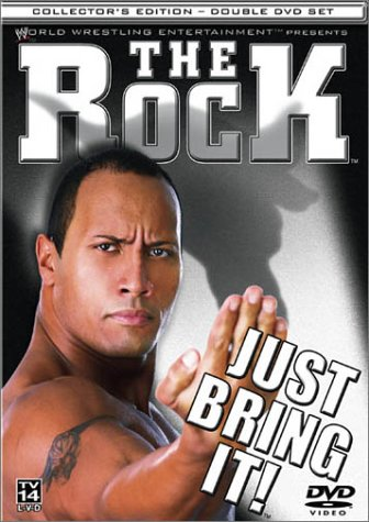 Wwe The Rock - Just Bring It! Collector's Edition