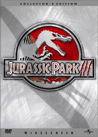 Jurassic Park Iii Widescreen Collectors Edition