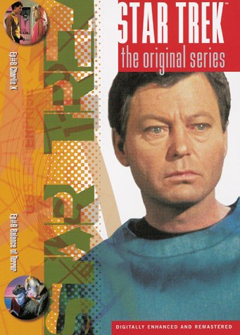 Star Trek - The Original Series, Vol. 4, Episodes 8 & 9 Charlie X/ Balance Of Terror