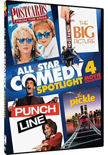 All-Star Comedy Spotlight Four Movie Collection