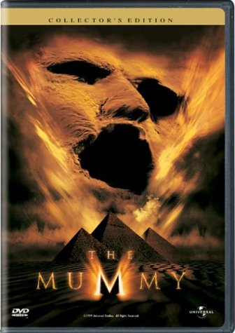 The Mummy Full Screen Collectors Edition