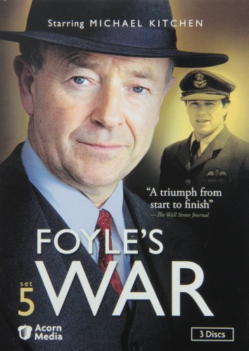 Foyles War Set 5
