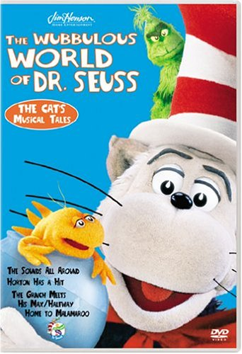 The Wubbulous World Of Dr Seuss The Cats Musical Tales