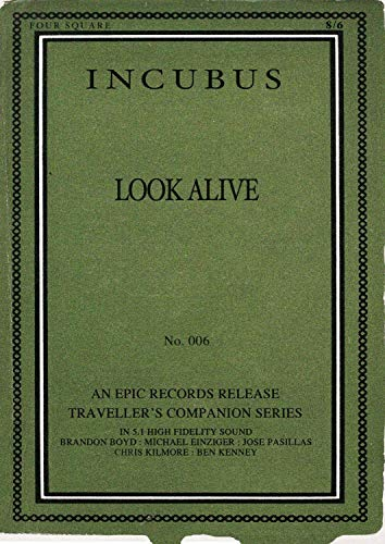 Incubus Look Alive