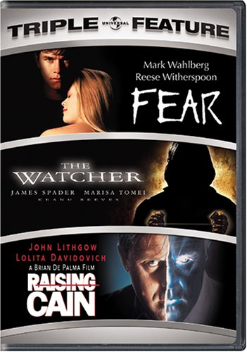 Fear The Watcher Raising Cain Triple Feature