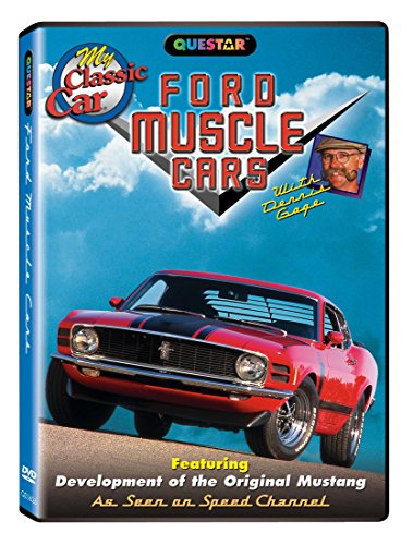 My Classic Car Ford Muscle Cars
