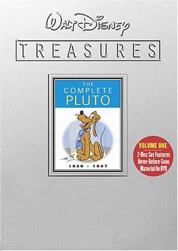 Walt Disney Treasures The Complete Pluto Volume One