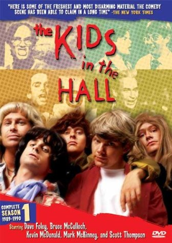 The Kids In The Hall Complete Season 1 19891990