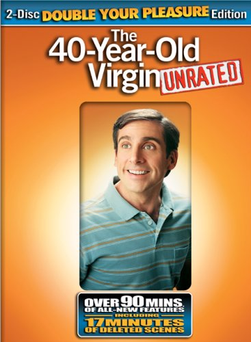 The 40 Yearold Virgin Unrated Double Your Pleasure Edition