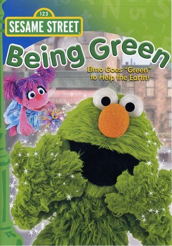Sesame Street Being Green