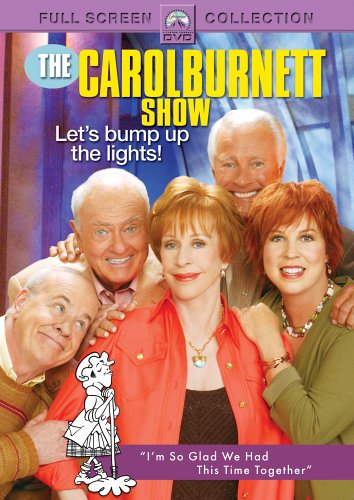 The Carol Burnett Show Lets Bump Up The Lights