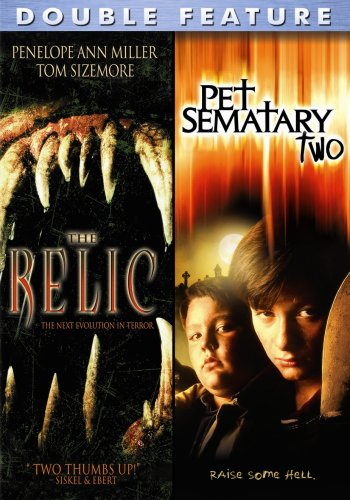 The Relic / Pet Semetary 2 Double Feature